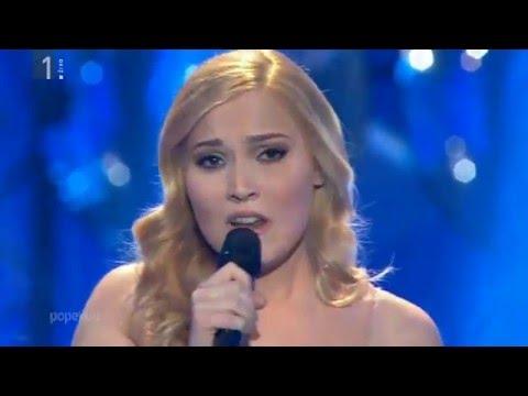 Eva Cerne - Dvigni Glas (Popevka 2016)