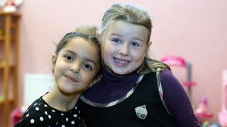 Один Час из жизни Детского сада...  HD 1080