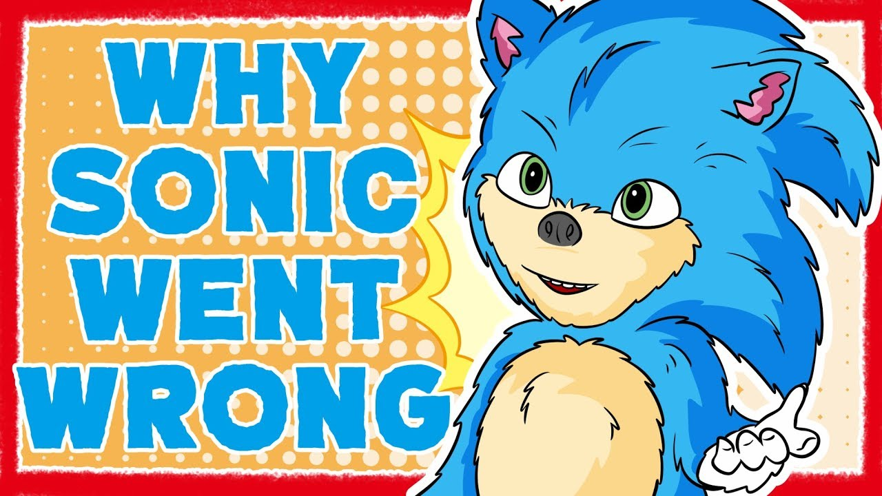The Sonic Movie S Big Mistake According To Its Director Youtube