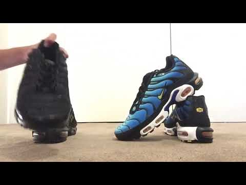 new products cfce9 2643b Dhgate Tns- black vs blue nike air max plus