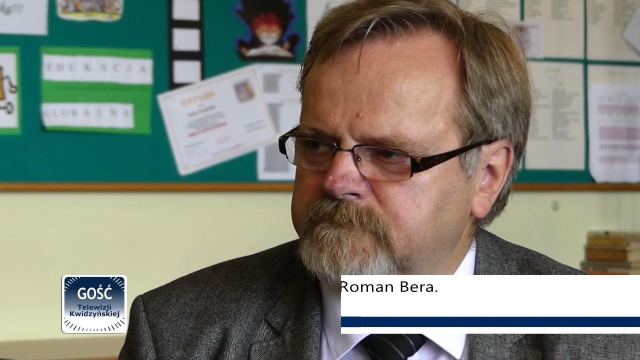 Gość TV Kwidzyn. Roman Bera.