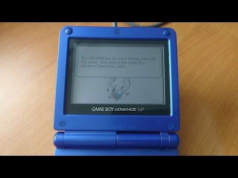 Pokemon GBA Distribution System - 10th Anniversary