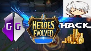 Heroes Evolved Hack Using GameGuardian (is It Working?)
