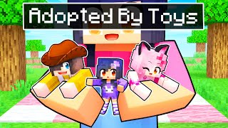 Adopted By TOYS  n Minecraft
