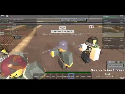 Roblox War Roleplaying Episode 1 Youtube