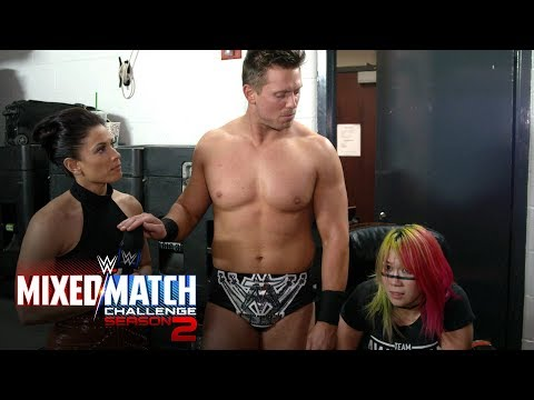 Miz blames Asuka for their first WWE MMC defeat