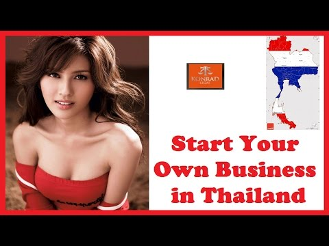 Start Your Own Business in Thailand