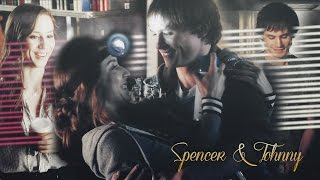 Spencer + Johnny |  'I tend to fall for woman who are unavailable.'