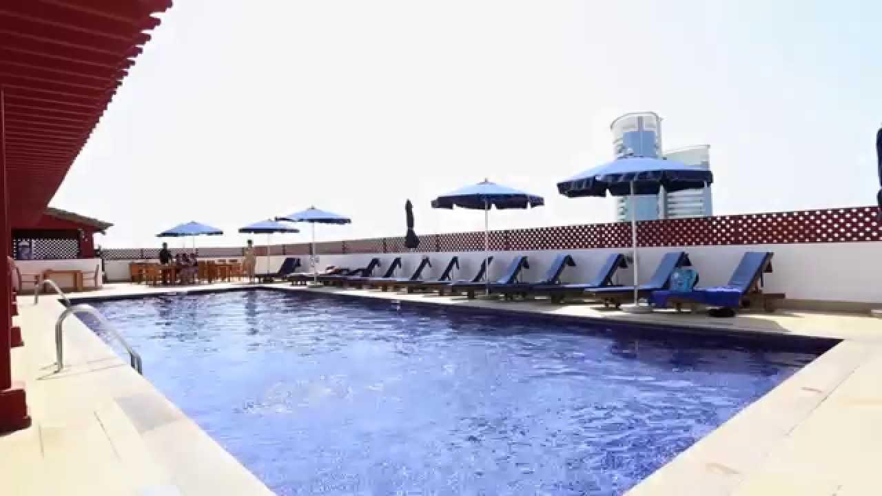 Citymax Hotels Bur Dubai Pool