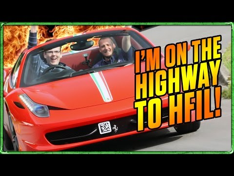 I'M ON THE HIGHWAY TO HFIL! | Masako Goes On A Track Day!