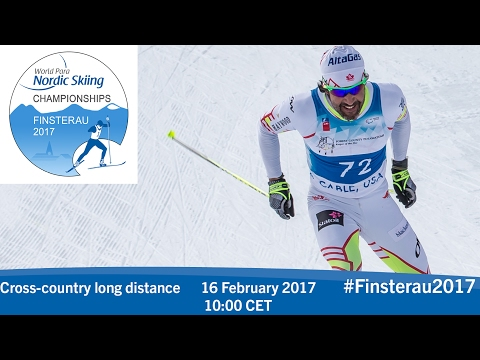 Cross-country long distance | 2017 World Para Nordic Skiing Championships, Finsterau