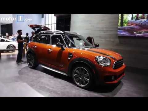2017 Mini Countryman Hiç De Mini Durmuyor Youtube