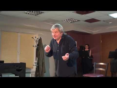 А.  С.  Пушкин -  Скупой рыцарь (1, 2 и 3 сцена) - Виктор Никитин
