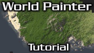World Painter Tutorial - European/Generic Coastline