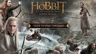 The Hobbit: Barrel Escape Game Walkthrough