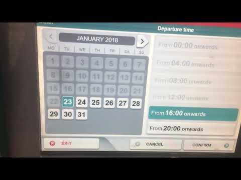 Tren italia airport fumicino to rome how buy ticket