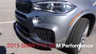 BMW X5 with M Performance Parts 2014 Videos