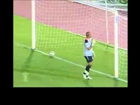 Epic Fail Penalty Kick Morocco 2010