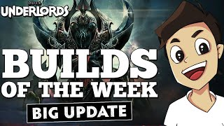 Dota Underlords Builds of the Week! [Big Update]