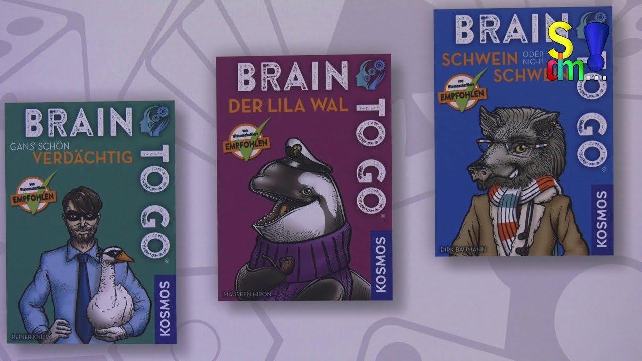 KOSMOS 690823 Brain to go Schwein oder nicht Schwein