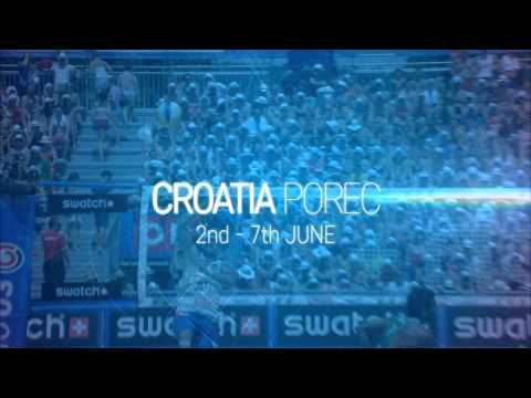 Swatch Beach Volleyball Major Series Trailer