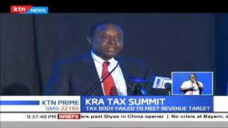 Former Chief Justice Dr. Willy Mutunga is KRA's tax ambassador