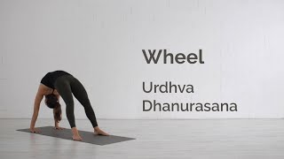Wheel Pose (Urdhva Dhanurasana) Tutorial