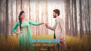 Best Sikh Wedding Trailer| 2017 | JAGTAR + KIRANDEEP | Paani Ravi Da | aaphotography