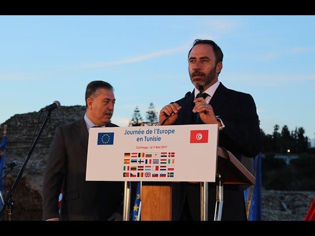 Interview exclusive avec M. Patrice Bergamini ambassade de l'UE en tunisie