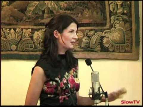 Anna Goldsworthy Book Launch speech