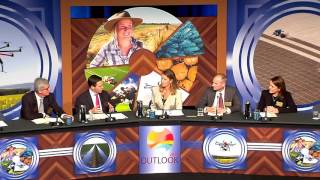 Investing in agriculture: panel discussion