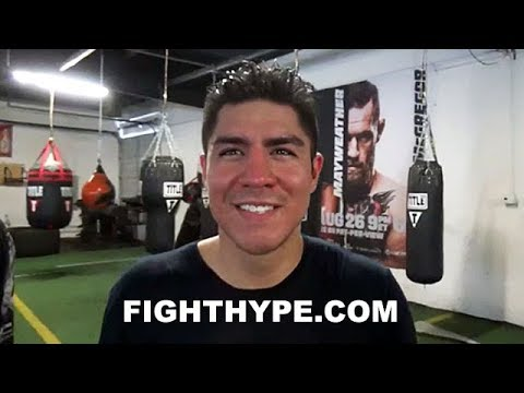 JESSIE VARGAS REVEALS WHERE HE WANTS TO HIT ADRIEN BRONER THE MOST; WARNS HE'S A LOT STRONGER