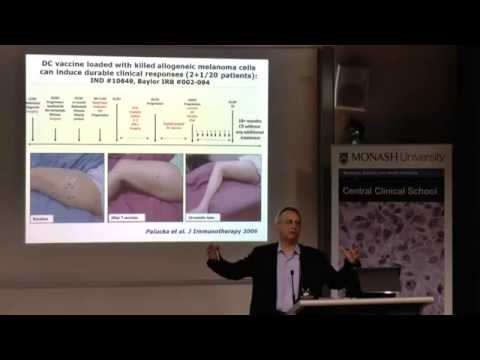 Prof Jacques Banchereau: Vaccine development by tailoring im