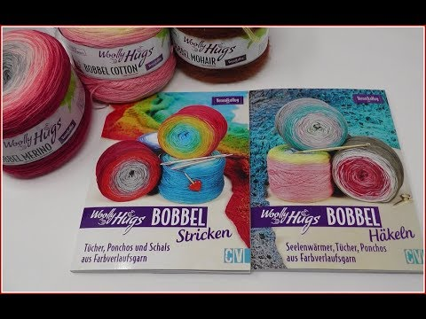 Bobbel Bücher Woolly Hugs Häkeln Stricken Blick Ins Buch Youtube