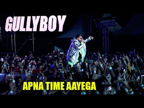 Ranveer Singh Faadu Performance On Apna Time Aayega | Gully Boys Music Launch