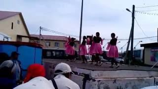 Омские казахи.  С концертом в Павлоградском районе . часть 3 я