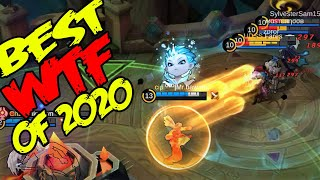 Mobile Legends Best WTF | Funny moments of 2020 part 2