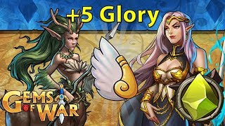 Gems of War: Event Objectives | 3 Year Anniversary! All Platforms in Sync and +5 Glory