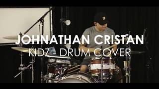 Johnathan Cristan - Andy Mineo/Worsplayed - KIDZ Drum Cover