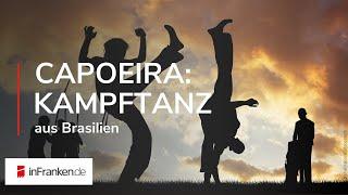 Brasilianischer Kampftanz: Capoeira