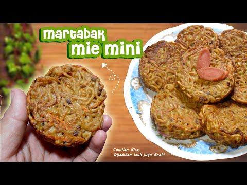 Resep Martabak Mie