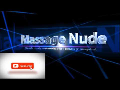 Khmer Massage Nude, Traditional Massage To Relieving Stress   Full Body Natural Massage K