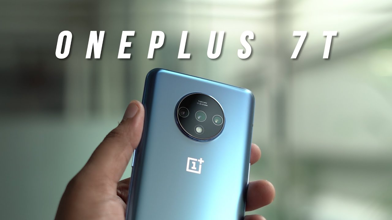 Impressions of OnePlus 7T