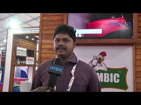 Alembic Pharmaceuticals Ltd   Dr Midhun   Poultry India 2018