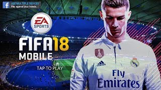 FIFA MOBILE 18 (NEWS/RUMORS/CONCEPTS)!!! *Leaked* Info!!?!! | BGS | FIFA Mobile 18 iOS / Android