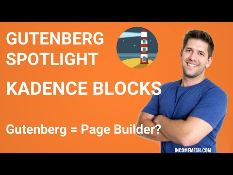 Gutenberg Blocks Spotlight: Kadence Blocks - Does This Plugin Help Gutenberg Compete With Brizy?