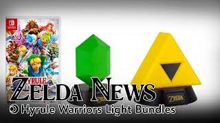 Zelda News | Hyrule Warriors Light Bundles