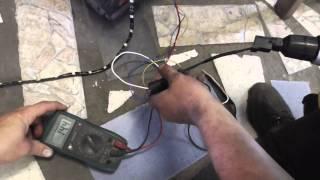 видео Замена привода спидометра газель. 8.2.5 Снятие и установка привода спидометра