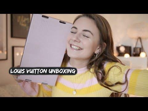 UNBOXING: MIN FØRSTE LOUIS VUITTON TASKE?!