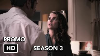 The Americans Season 3 Full Promo (HD) NEW FOOTAGE